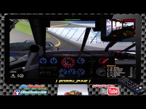 Sim Racing Authority Sprint Series Race @ Daytona 12-09-13