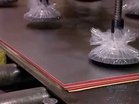 How It's Made Laminate, Compact, HPL?