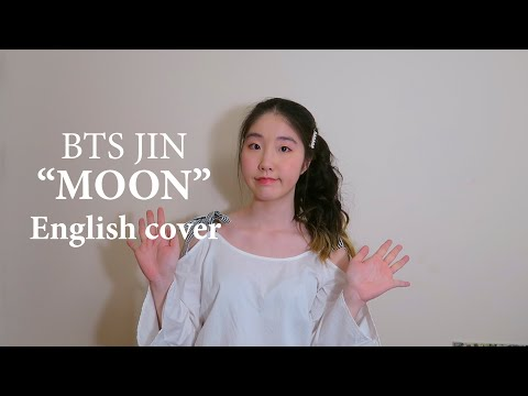 [ENGLISH VER.] BTS (방탄소년단) JIN - Moon Vocal cover