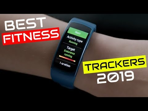 BEST Fitness Trackers (TOP 5) - 2019