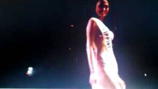 miss universe 2010 preliminary swimsuit competition venus raj philippines