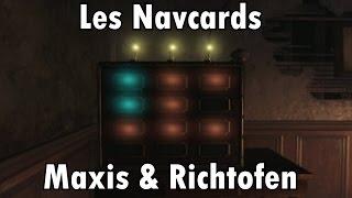 À quoi servent les NavCard - Le final de Richtofen et de Maxis