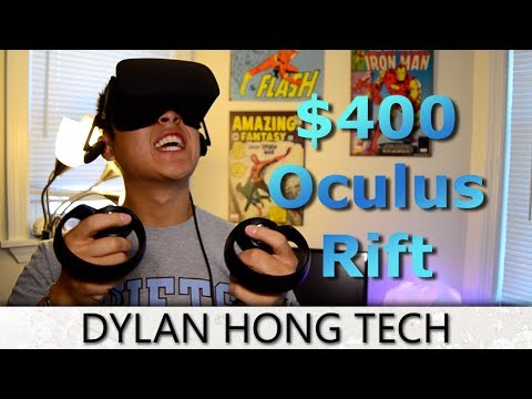 Is the Oculus Rift Worth $400? VR REVIEW (SUMMER SALE)