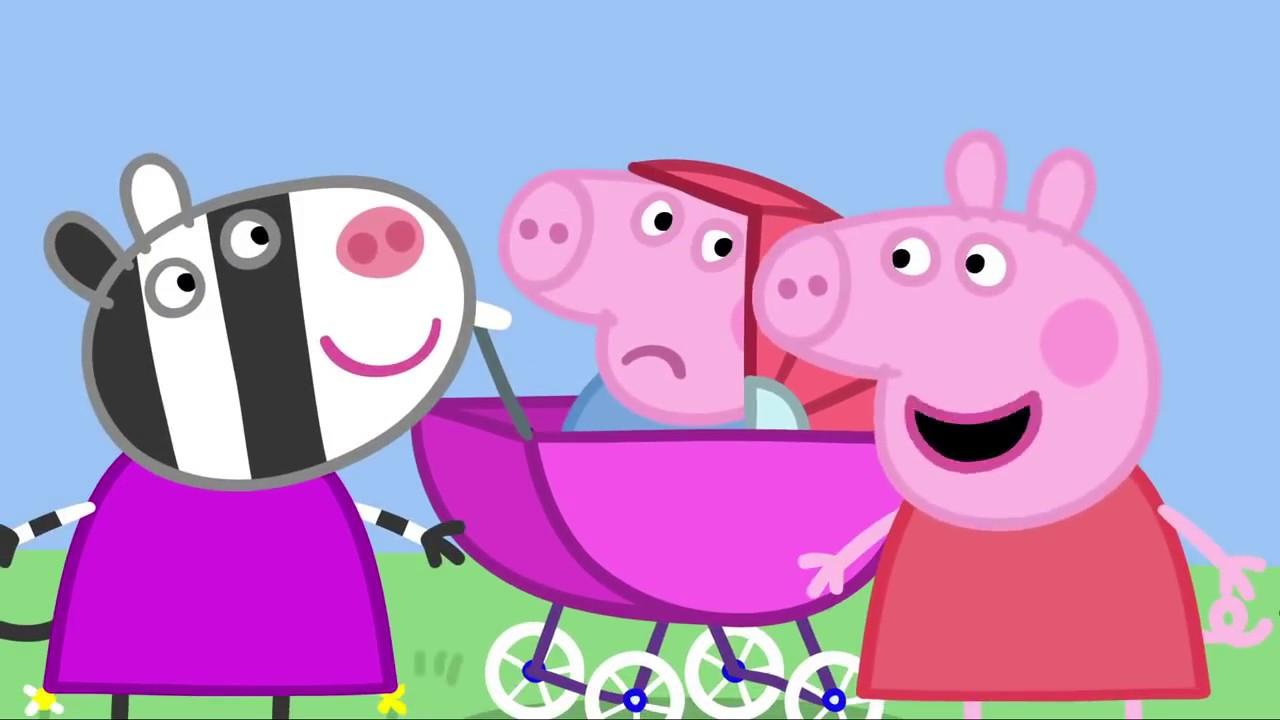 Peppa pig en espa ol episodios completos beb guarro - Peppa cochon a la plage ...