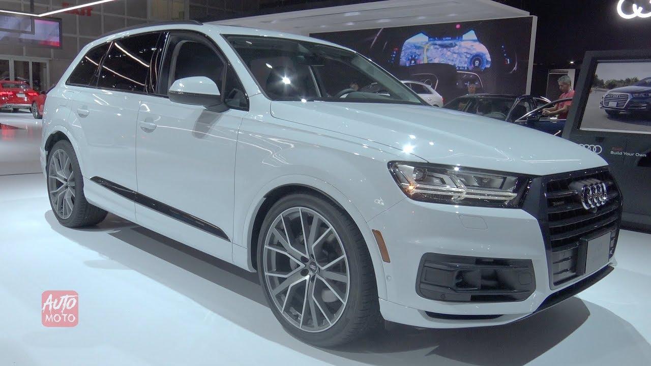 Audi Build Your Own >> 2019 Audi Q7 Quattro Exterior And Interior Walk Around 2018 La