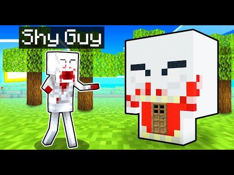 LA MIA BASE SEGRETA DA BIMBO SHYGUY Su Minecraft! SCP 096