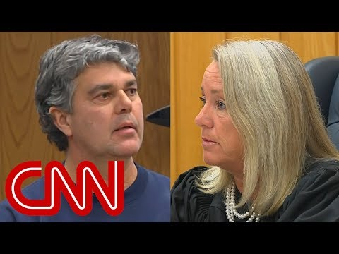 Judge won't punish father who lunged at Larry Nassar