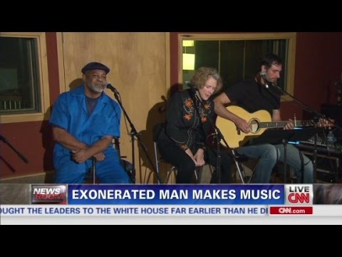 Exonerated Man Makes Music
