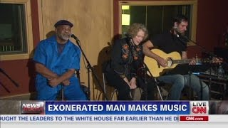 Exonerated Man Makes Music