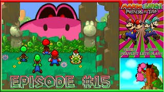 Mario & Luigi: Partners In Time - Gloobed By The Yoob, Internal Adventure - Episode 15