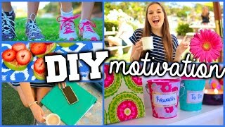 After School Routine! DIY Healthy Snack, Workouts & Motivation!