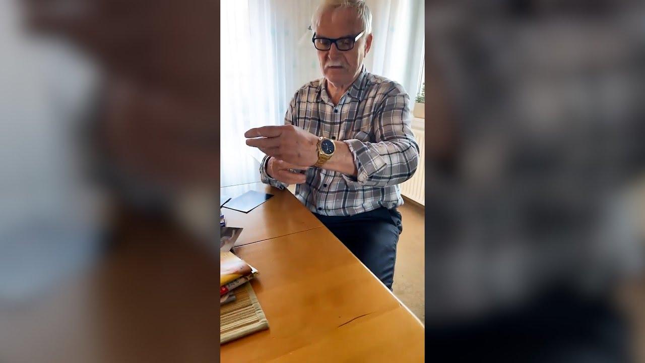 Opa hat eine neue Rolex?🌚 + Geschmackstest um 02:00 Uhr Morgens   MontanaBlack Instagram Story