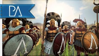 WAIT! THIS TACTIC ACTUALLY WORKED?! - Siege Battle - Total War: ROME 2