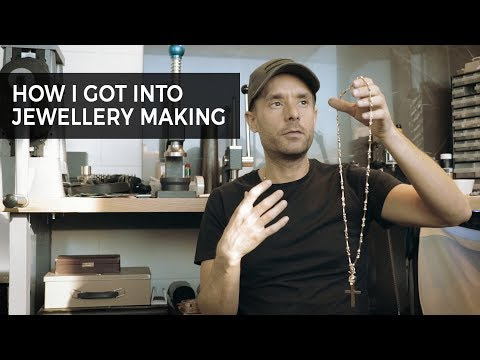 How I got into Jewellery Making