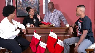 """Let's Kick it with the Joneses """"Tis the Season...To Be A Dream Killer"""""""