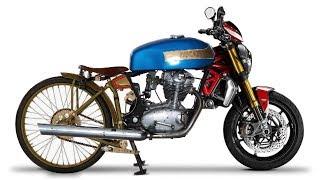 Как менялся мотоцикл за 100 лет