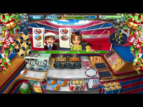 cooking fever sports bar level 31