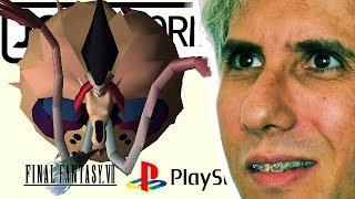 Final Fantasy VII (PS1) #8: Onde Estamos? | CFX