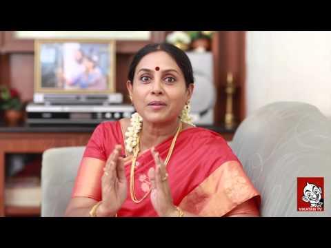 I am a fashion designer,other face of actress Saranya Ponvannan