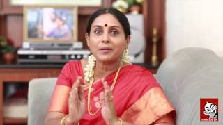 I am a fashion designer,other face of actress Saranya Ponvannan