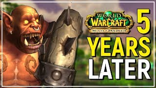 """""""The Legacy of MoP"""" - World of Warcraft: Mists of Pandaria... 5 Years Later 