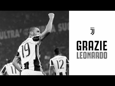 Bonucci leaves Juventus | Grazie Leo