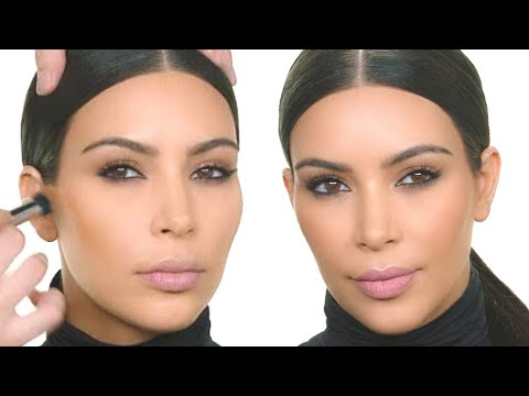 [FULL VIDEO] Kim Kardashian | Sexy Smouldering Cat Eyes Makeup Tutorial By Mario Dedivanovic [2015]