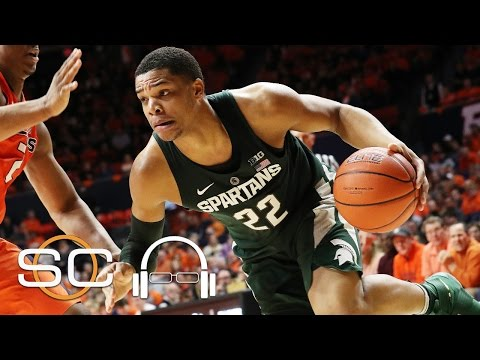 Miles Bridges' Sophomore Season Is Admirable | 1 Big Thing | SC With SVP | April 18, 2017