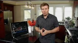 HP TouchSmart 300 PC - Touchscreen Desktop Computer