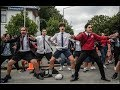 Students perform haka to pay tribute to Christchurch shooting victims