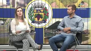 Fala Vereador com Leandro Lourençon - 15/08/2018