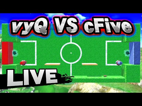 Smash Soccer LIVE! (Members can choose Characters)