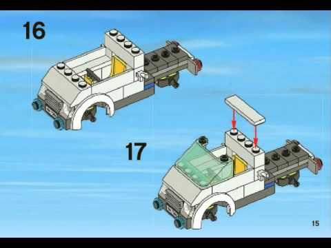 Лего Машины Инструкция По Сборке