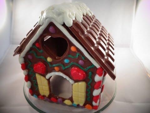 Candy Melt demo #8: Chocolate House
