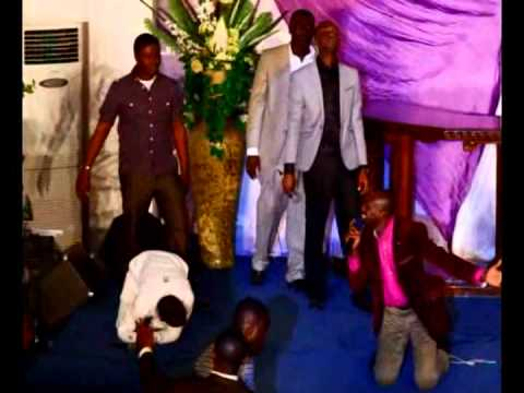 Local Worship Medley  (Touching Gods Heart 2011) - Denzel Prempeh