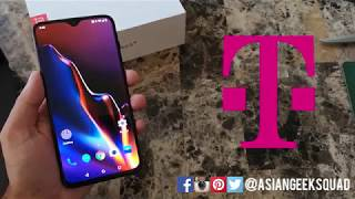 OnePlus 6T - TMobile - What's Different? Updates - SIM and more!