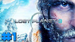 Lost Planet 3 (100%) walkthrough part 1