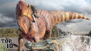 Top 10 Weirdest Looking Dinosaurs Ever