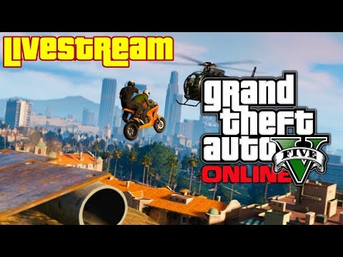 GRAND THEFT AUTO 5 LIVE GAMEPLAY!! RACES & MORE!! (gta 5) thumbnail