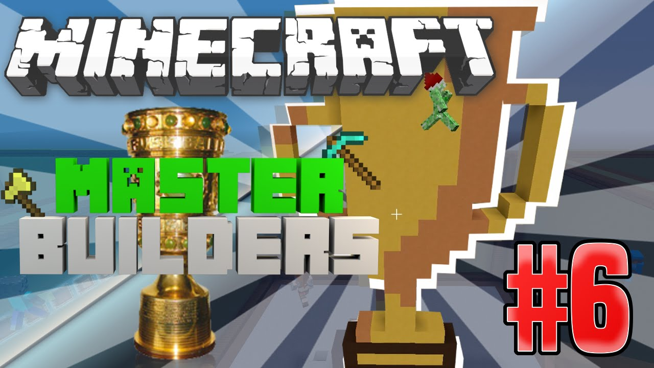 Minecraft Master Builders GER PSPSXBOXXBOXone YouTube - Minecraft master builders deutsch spielen