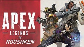 Apex Legends by Rooshken #3 - Pociąg odjechał, sezon 4 nadchodzi (Xbox One)