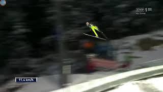 Lillehammer 2013 Skoki Polaków 1 seria