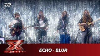 Echo synger 'Blur' - MØ (Live)   X Factor 2019   TV 2