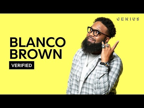None - Blanco Brown Explains the Meaning of The Git Up