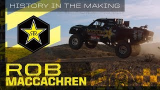 Rob MacCachren | History In The Making