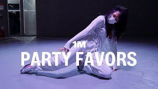 Tinashe - Party Favors / Woonha Choreography
