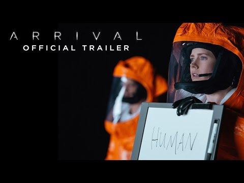 Watch Arrival 2016 HD Trailer