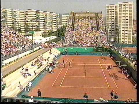 olympic tennis 92
