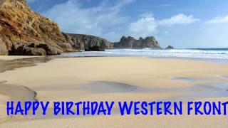 Westernfront   Beaches Playas