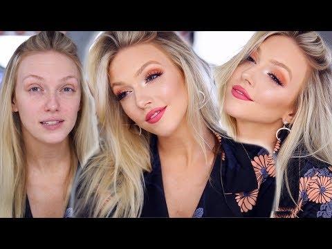 Spring Glow Makeup Look | Products from FabFitFun Spring Box thumbnail